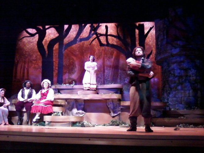 Baker - Into the Woods - Georgia Southern Opera - 2010