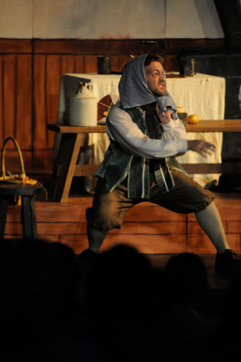 Father - Hansel and Gretel - Opera in the Ozarks - 2009