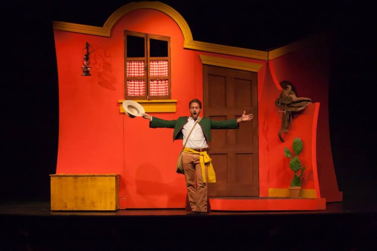Figaro - The Barber of Seville in Texas - Fort Worth Opera - 2015