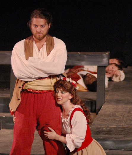 Masetto - Don Giovanni- Opera in the Ozarks - 2010