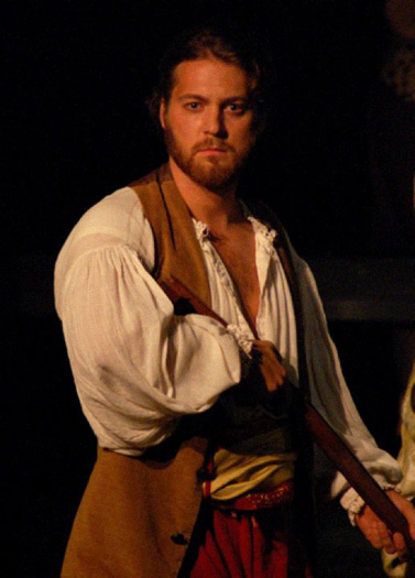 Masetto - Don Giovanni - Opera in the Ozarks - 2010