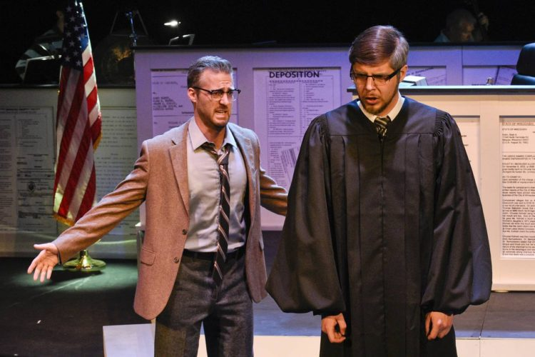 Prof. Milton - Voir Dire - Fort Worth Opera