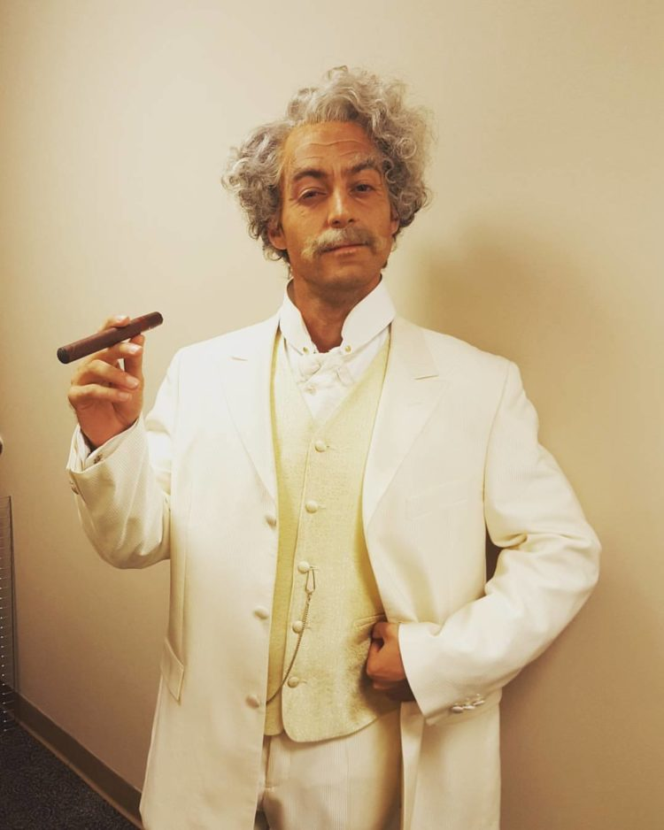 Mark Twain - TESLA - SoBe Arts
